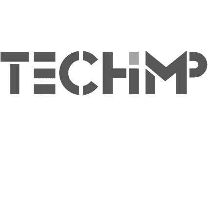techimp logo grey