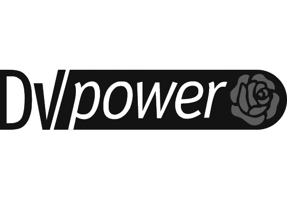 dvpower logo grey