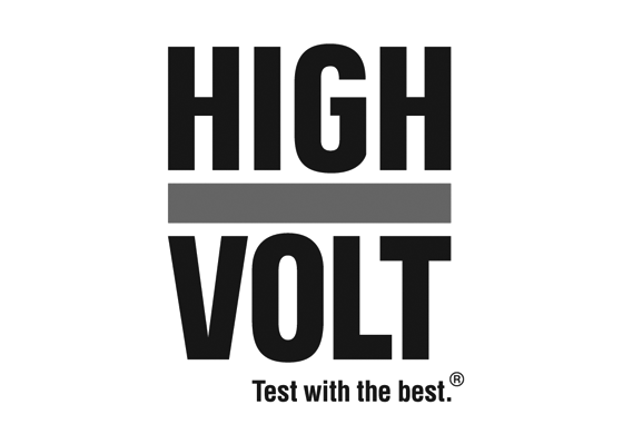 highvolt logo grey