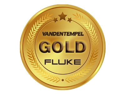 Vandentempel is Fluke Gold Distributor