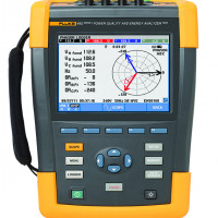 Fluke 435 II Power Quality Analyzer Verhuur