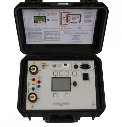 200A Micro-ohmmeter DMO200
