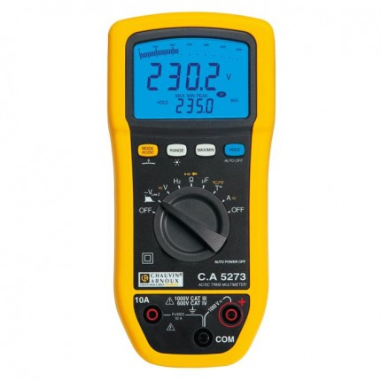 C.A 5273 TRMS Multimeter