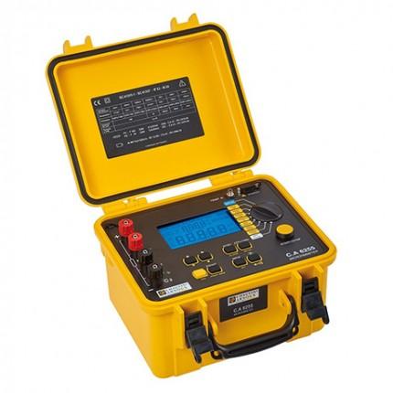 10A Micro-ohmmeter C.A 6255
