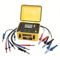 Contrôleur dísolation 15 kV C.A 6555