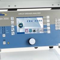 Circuit breaker tester CBA3000