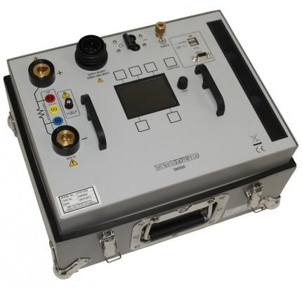 600A Micro-ohm meter DMO600