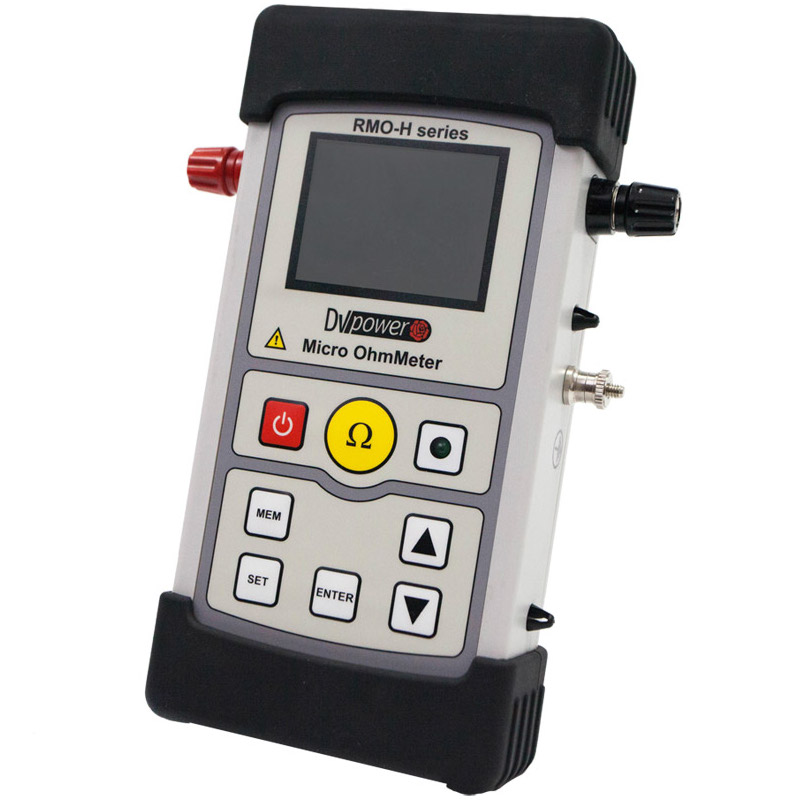 Micro-ohmmètres portables Série RMO-H