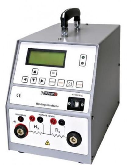 Motor en generator wikkelingsweerstandsmeter RMO-M serie