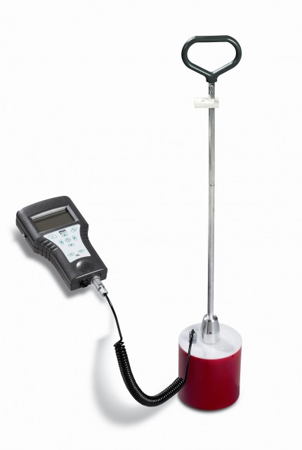 Ontvanger UL 30 en bodemmicrofoon BM 30