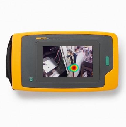 Fluke ii900 Akoestische Camera